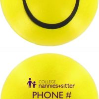 Custom College Nannies + Sitters + Tutors Custom Stress Balls