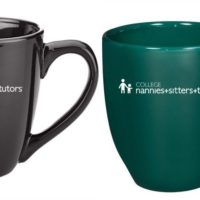 Custom College Nannies + Sitters + Tutors Custom Mugs