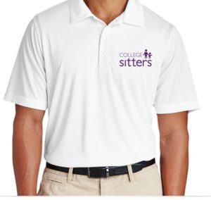 College Nannies Unisex polo Shirt